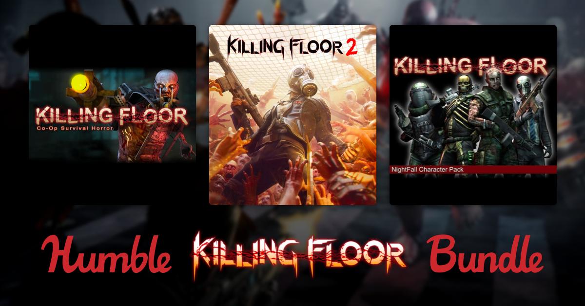 Killing Floor Bundle Art