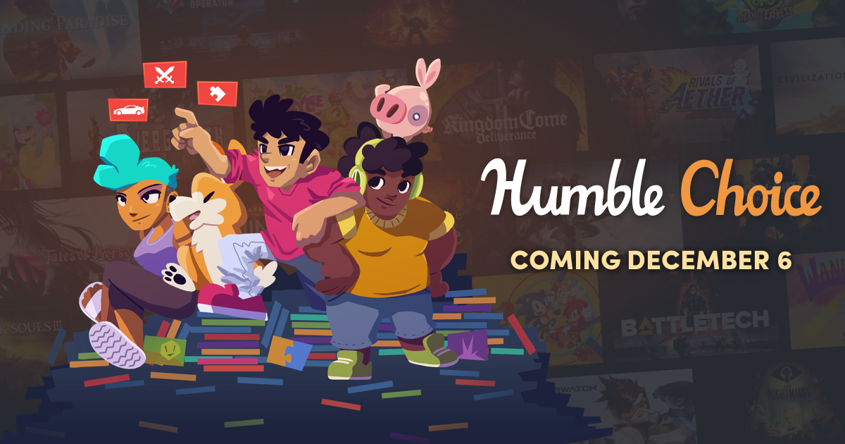 Introducing Humble Choice