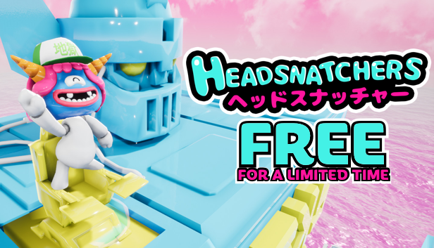 Get a FREE copy of Headsnatchers