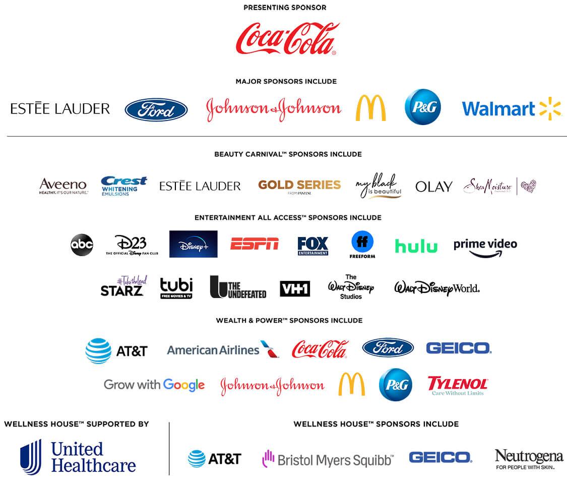 EFOC sponsor tree logos
