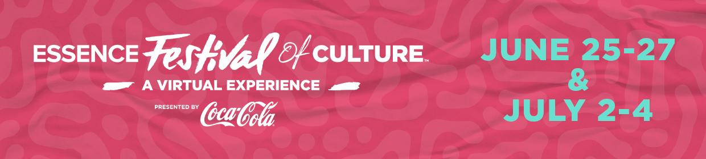 Essence Festival header image