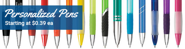 Introducing Personalized Pens