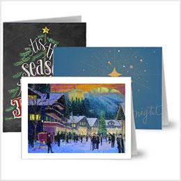 Christmas and Holiday Card Sets