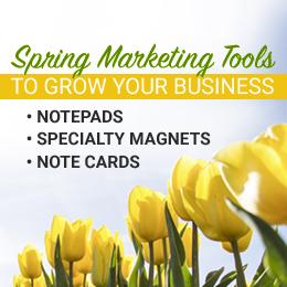 Spring marketing tools