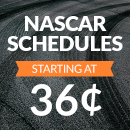 NASCAR Schedules