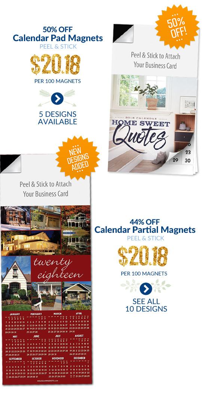 Calendars on sale!