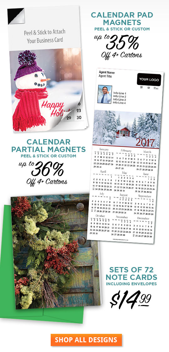 Calendars up to 36% off!