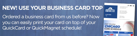 Busincess Card Tops
