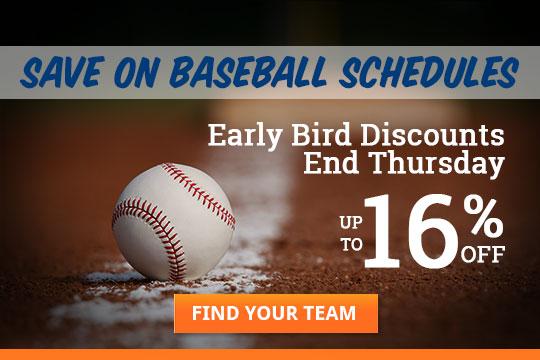 Early Bird Discounts End Thursday