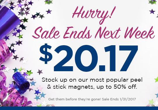 #20.17 Sale ends next week!