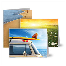 Summer Note Cards