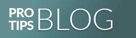 Pro Tips Blog
