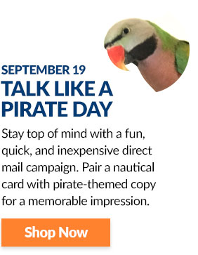 September 19, Talk Like A Pirate Day