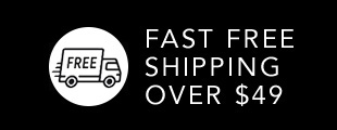 Fast Free Shipping Over $49