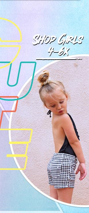 Shop Lil' Kids' Shorts