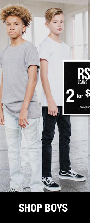 Shop Boys' RSQ Jeans