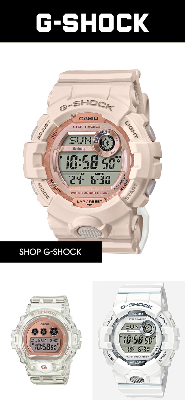 Shop Women's G-Shock Watches
