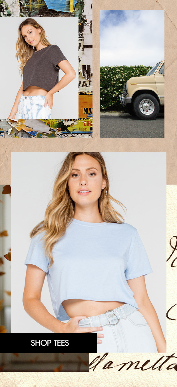 Shop Women's Tees
