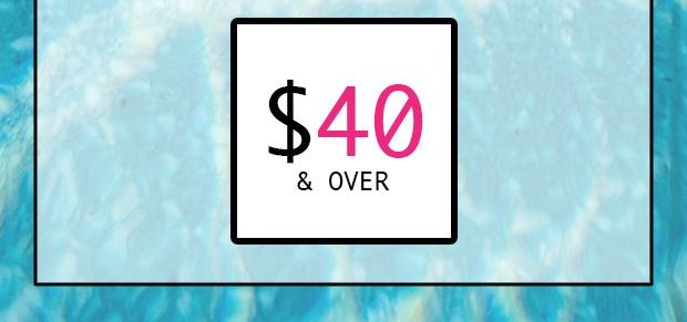 Shop Women's Deals $40 & Over