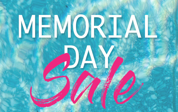 Shop The Memorial Day Sale