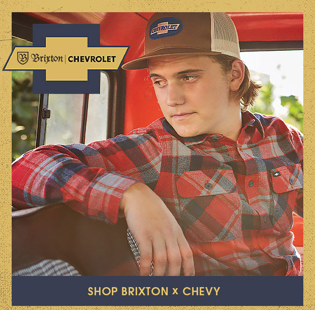 Shop The Brixton x Chevy Collaboration