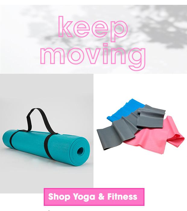 Shop Yoga & Fitness