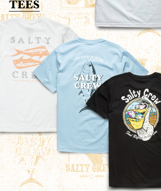 Shop Men's Salty Crew New Arrivals