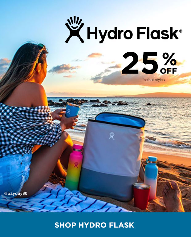 HYDRO FLASK SALE 25% OFF
