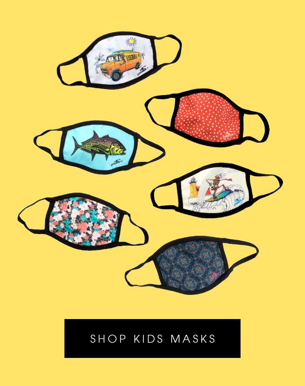 Shop Kids' Face Masks