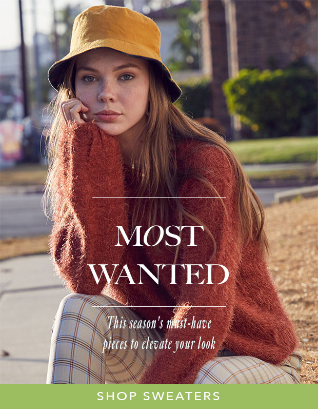 MOST-WANTED - Shop Women's Must-Have Clothes