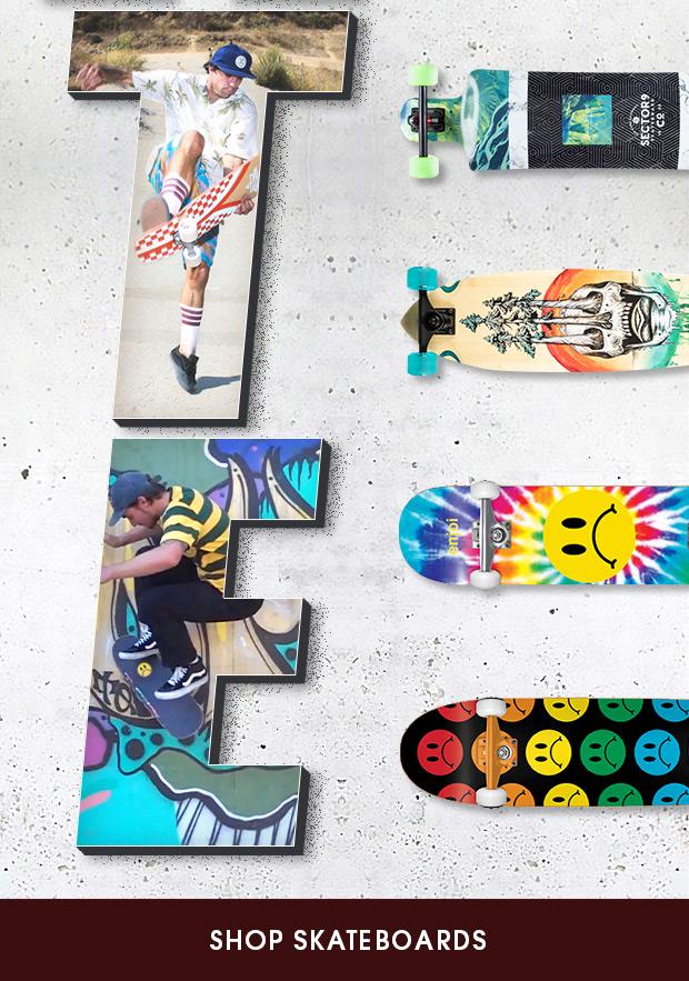Shop Skateboards