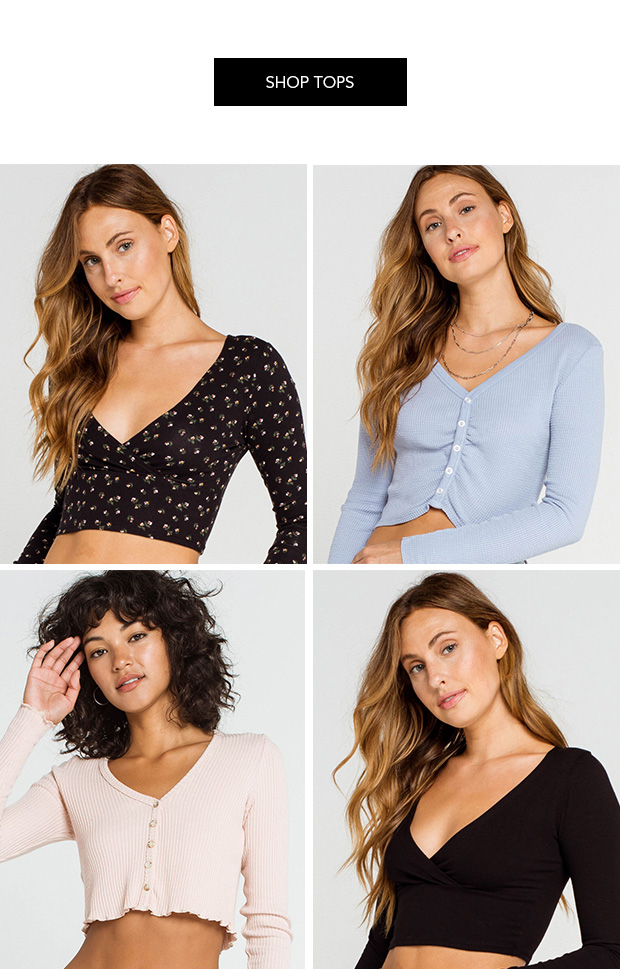 Shop Women's Fall Trends