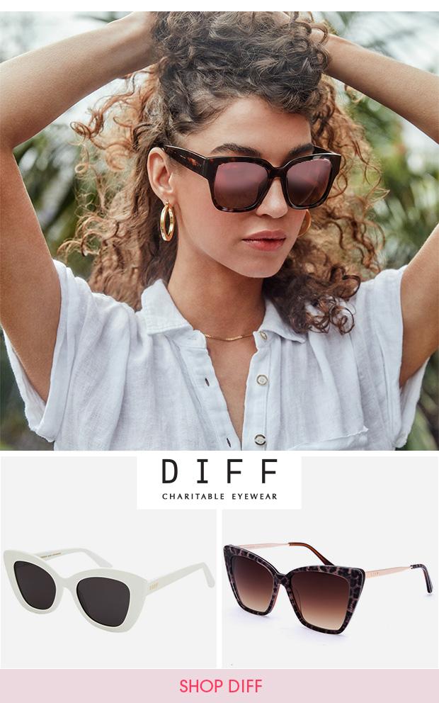 Shop Women's DIFF Sunglasses