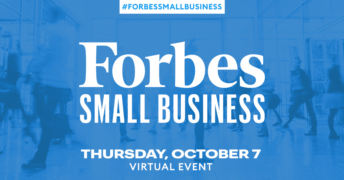 2021 Forbes Small Business Summit
