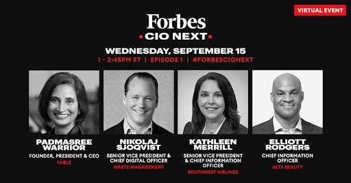 2021 Forbes CIO Next – Episode 1