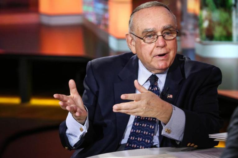 Wall Street legend, the billionaire investor Leon Cooperman